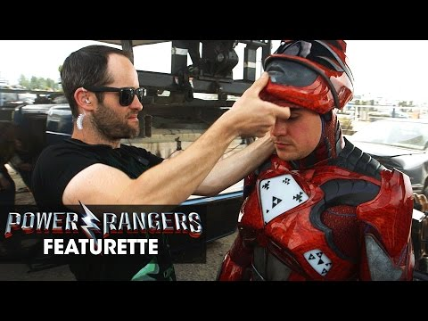 "Power Rangers 2017 Movie  Featurette – ""Bigger and Better"""