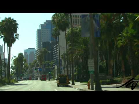 Lets Go Places prt 25 -  California,  Los Angeles and Long Beach Area  -  USA Travel -  YouTube