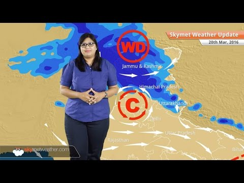 Weather Forecast for March 20: Light snow and rain in Kashmir and Himachal, Rain in Kerala