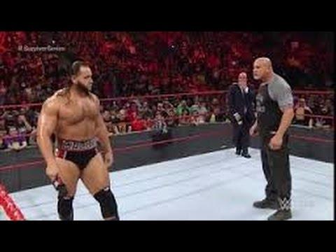 Download Paul Heyman and Rusev confronted Goldberg   WWE Raw 31 october 2016   WWE Monday Night Raw 10 31 16