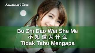 Bu Zhi Dao Wei She Me - Tidak Tahu Mengapa - 不知道为什么 - 六哲 Liu Zhe