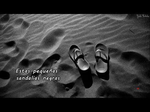 Sia | Little black sandals | Sub Español