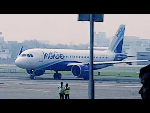 BOM to BLR | IndiGo Airlines | My Trip Experience | 1080p | 60fps