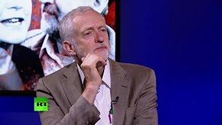 Jeremy Corbyn on his