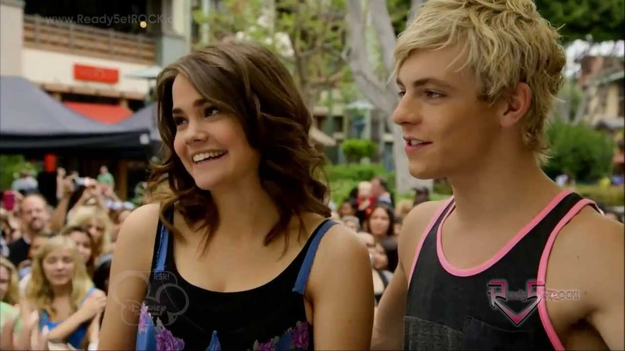 Is maia and ross dating 10