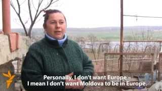 Gagauz Minority On Moldova's EU Course