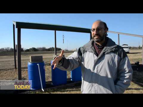 Texas A&M AgriLife center goes green