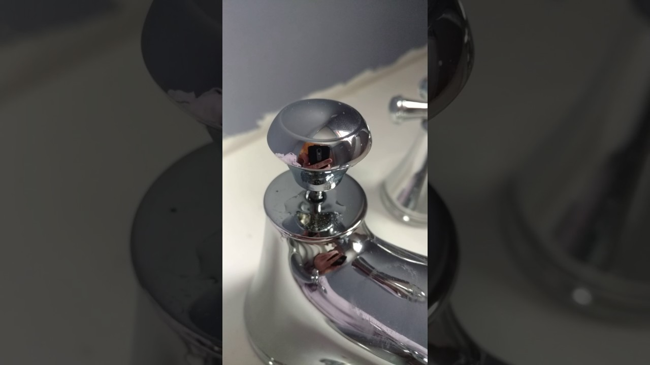 Toto Vivian TB220S Leaking Faucet - YouTube