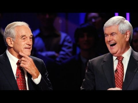 Ron Paul Doubles Down On War Stance