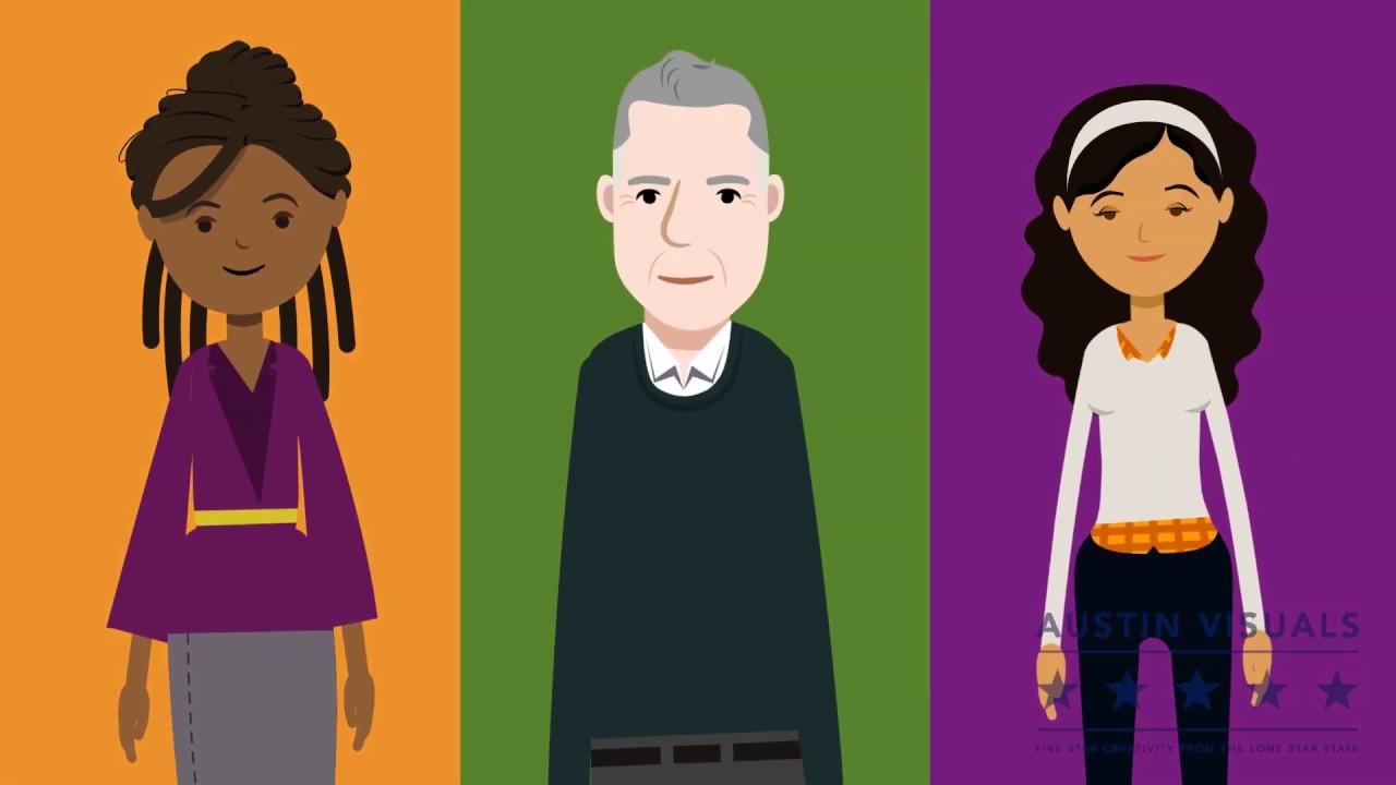Cartoon Animation Production Company Austin Visuals