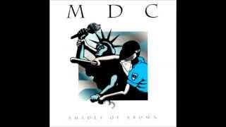 M.D.C. - Long Time Gone