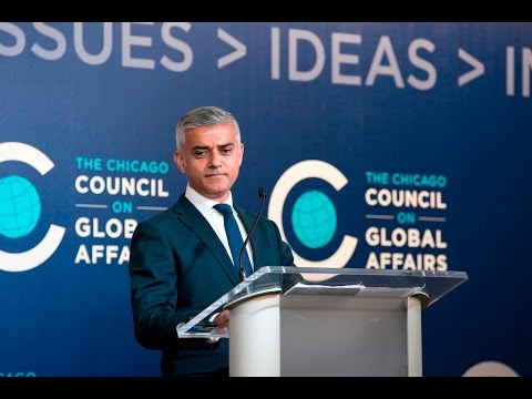 Mayor of London Sadiq Khan on the Breakdown of Social Integration