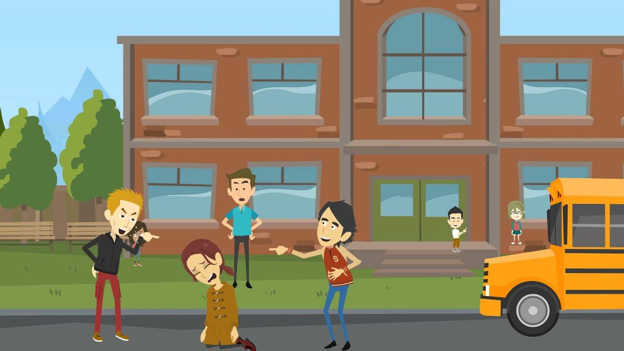 Saliendo de la escuela - 2 part 1