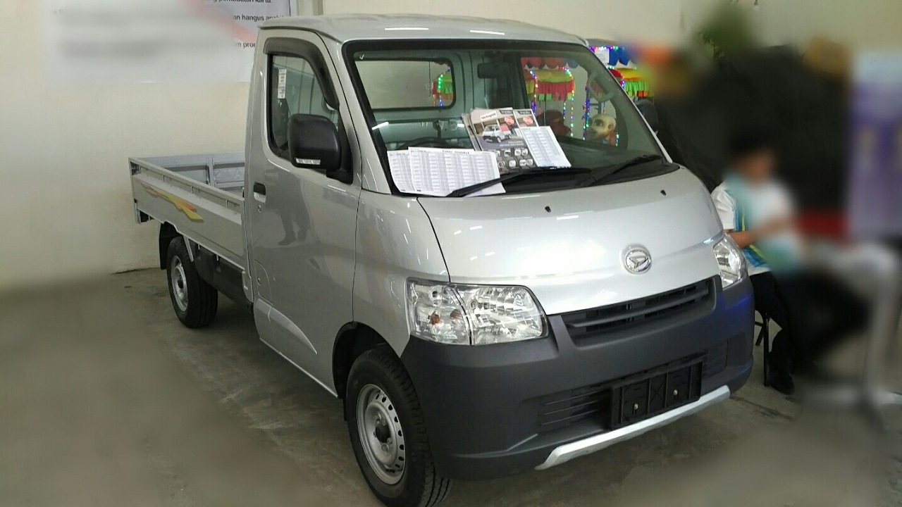 In Depth Tour Daihatsu Gran Max Pick Up 1 3 Youtube
