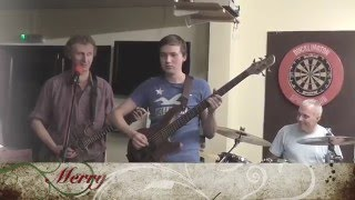 Merry Christmas Everybody LIVE Cover- Slade