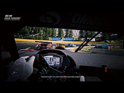 GRAN TURISMO 7 para PS5 (trailer gameplay 4K 60fps)