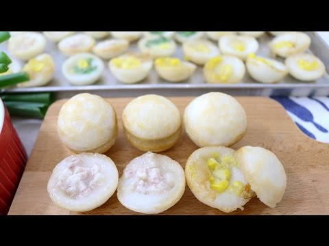Thai Coconut Pancakes ขนมครก – Episode 155