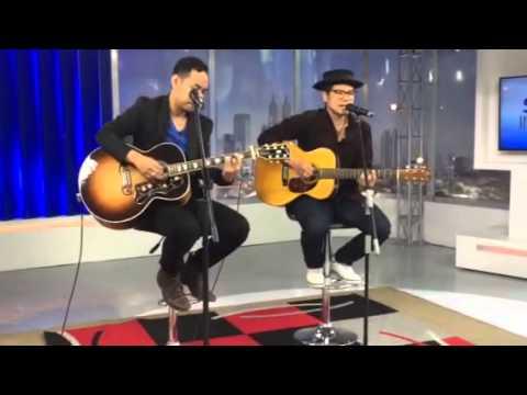 Seperti Yang Kau Minta - Pongki Barata feat Baim LIVE acoustic