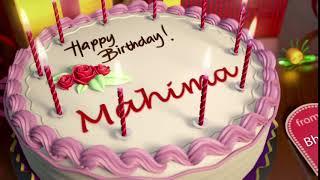 Happy Birthday Mahima