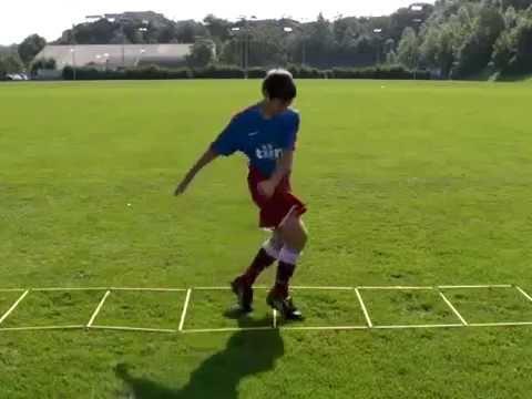 Fussballtraining Laufleiter 12 Laufschule Koordination