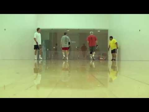 Freedom Racquetball Doubles - Brian/Jim, Sha/Mike S. - 1