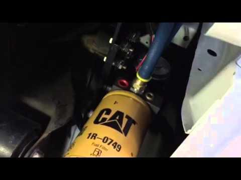 Duramax LMM fass lift pump cat filters part 2