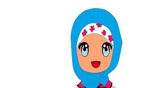 How to Draw an Arabic Girl (Chibi)