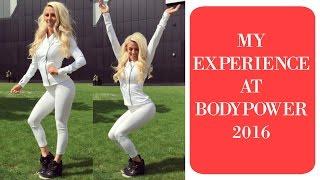 Meeting Dana Linn Bailey & Michelle Lewin | BodyPower 2016