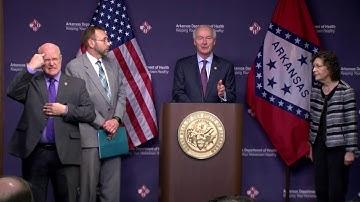 LIVE: Governor Hutchinson Provides COVID-19 Update to Media (03.24.20)