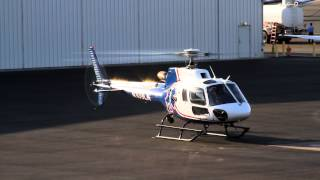 Mediflight Eurocopter AS 350 B3 - N109LN