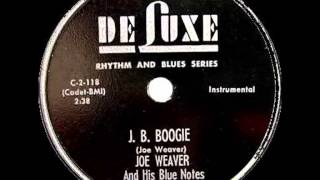 Joe Weaver - J B Boogie