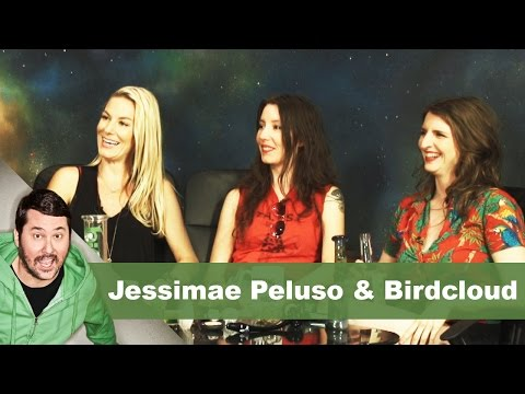 Jessimae Peluso & Birdcloud  Getting Doug with High