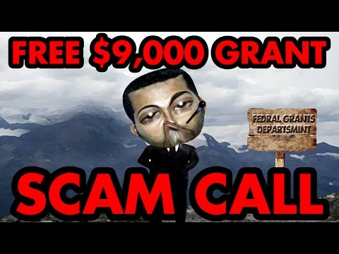 trolling-scammers:-my-free-$9000-grant---the-hoax-hotel