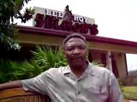 Lee Roy Selmon on Being in the Restaurant Business