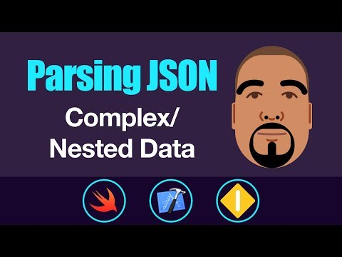 Parsing JSON: Complex/Nested Data | Swift 3, Xcode 8
