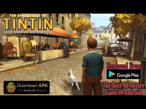 How To Download Adventure Of Tintin Android Game 2020 100% Working