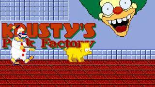 SNES Longplay [536] Virtual Bart