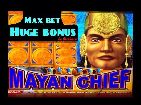 Slot machine max bet bonus win