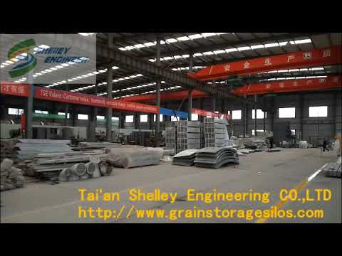 grain silo workshop