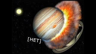 Соединение Юпитера и Сатурна 21 декабря 2020 года