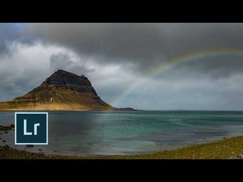 How to merge photos to create a panorama with Lightroom I Adobe Creative Cloud