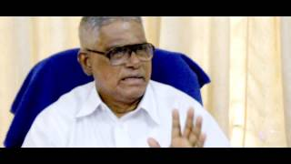 Rev.T G Koshy Exclusive interview by Justin Koshy Thoolika