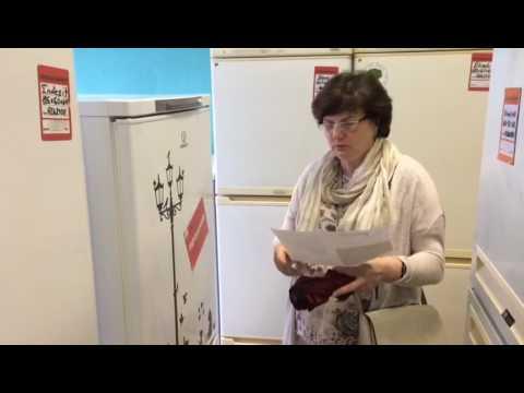 Холодилтник бу на Проспект мира !!!