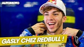 Rendez-vous F1 - Pierre Gasly, de Toro Rosso à Red Bull