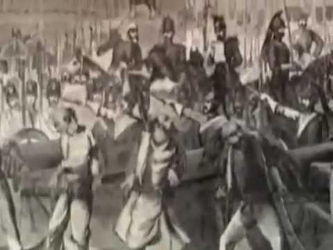 The British Raj and the Revolt of 1857