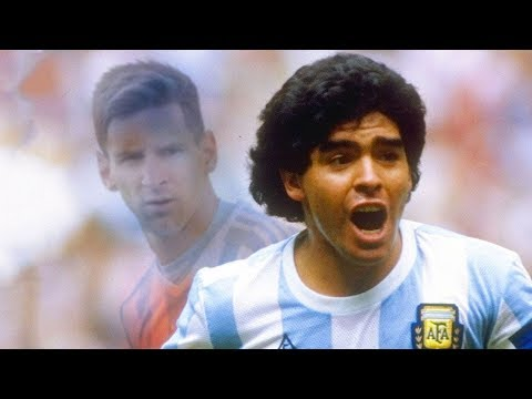 The reason why Messi will never overtake Maradona
