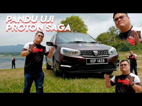 Pandu Uji Proton Saga 2019 Premium 1.3L