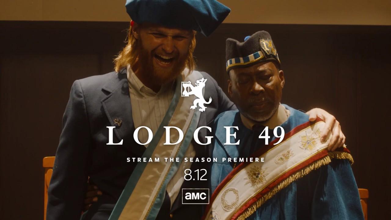 "Download ""Lodge 49"" Season two in Atlanta: ""Kind of Magical"""