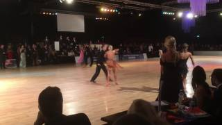 Dutch Open Assen 2016 - Open Amateurs latin - Final - Samba
