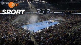 Die Eröffnungsfeier der Handball-WM in Berlin - ZDF SPORTextra